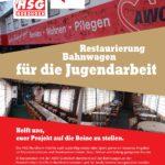 Bahnwagen-Projekt