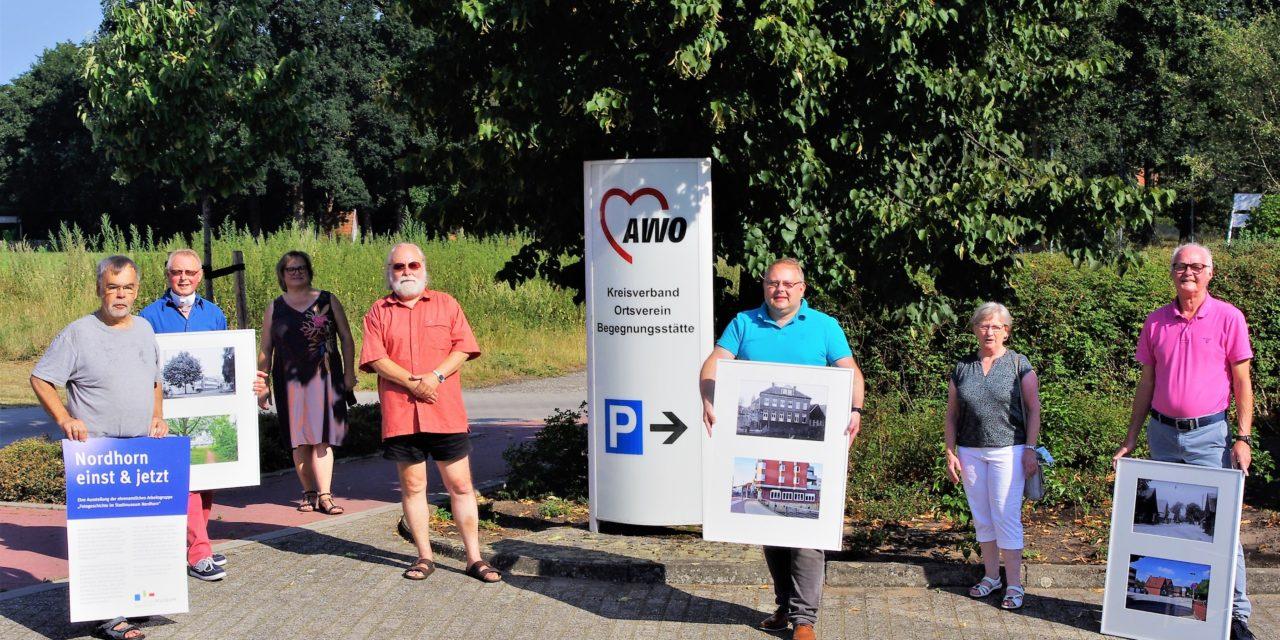 """Wanderausstellung """"Nordhorn einst und jetzt"""""""